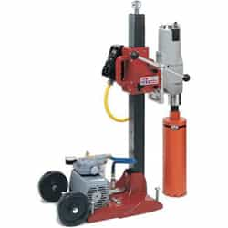 "36"" Core Drill with 20 Amp Vacuum Pump"