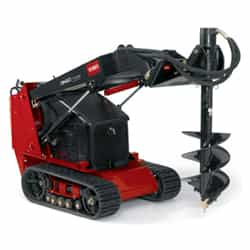 Toro Dingo with Universal Swivel Auger